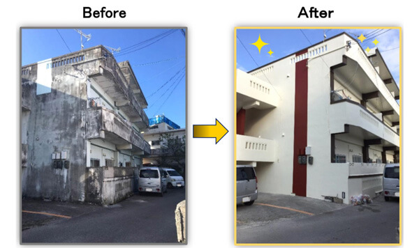明尚ペイント沖縄塗装会社